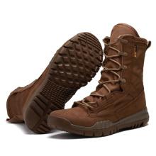Bottes de randonnée pour bottes de combat de l'armée pour hommes