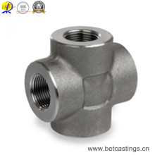 3000# Forged Carbon Steel Threaded Cross