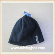 Горячие Продажа пользовательские зимой флис шапочка