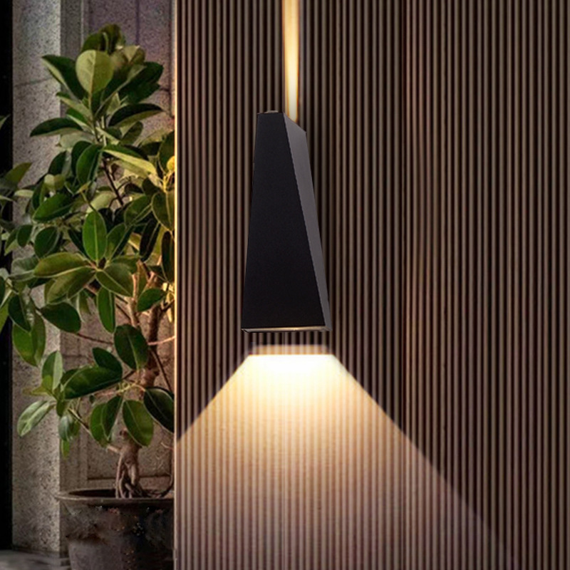 led wall light fittings