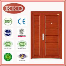High-End Steel Wood Armored Security Door JKD-G206