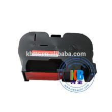 Frankiermaschine Tintenpatrone Farbband fluoreszierend rot Pitney Bowes B767 B700 Frankiermaschine