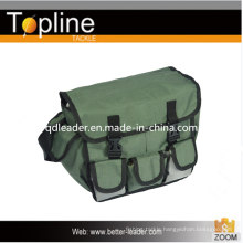Fishing Tackle Bag with Green Color