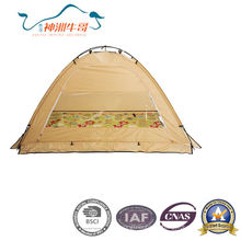 2016 New Bottomless Indoor 190t Polyester with TPU Window Tents