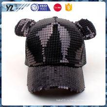 Фабрика популярная новая конструкция напечатала напечатанную шлем trucker сетки Самая быстрая поставка