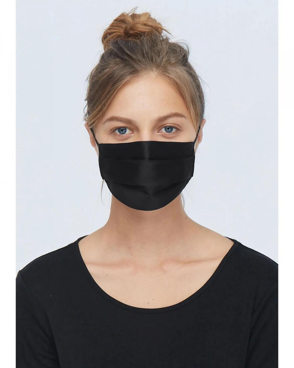 Cozy Pure Silk Gauze Mask Black 1 Pack 01 Webp Jpg