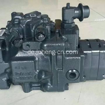 708-1S-00212 708-1S-00160 Bagger PC27MR-1 Hydraulikpumpe