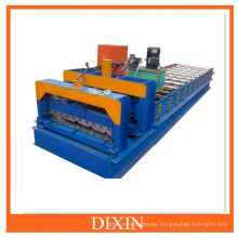 Dx 840 Glazed Tile Forming Machine China Supplier