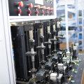 2-Wege 4-20mA Edelstahl modulierendes elektrisch motorisiertes proportionales Regelventil