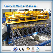 CNC 3D Reinforcing Welded Wire Mesh Fence Machine For Bended Wall Fence