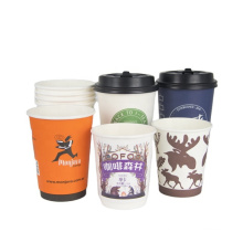 Anhui Anqing paper cup manufacturer offer pe coated paper cup