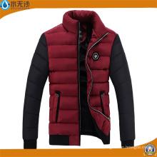 Custom Men Winter Jacket Outdoor Warm Jacket Fashion Casual Jacket
