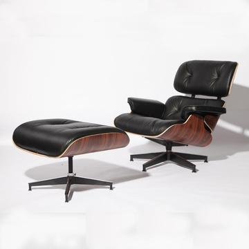 Mid Century Modern Eames Lounge Stühle