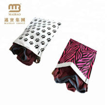 Biodegradable Tamper Proof Opaque Ldpe/Hdpe Plastic Custom Shipping Bags For Clothes