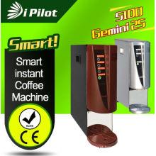 3-Máquina de café da seleção com a opção original de dispensar a água quente & fria (GEMINI 2S)