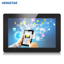 10.1 Inch IPS Panel 1280 * 800 Tablet Android Pemasangan di Dinding