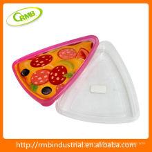 Caixa de pizza de cozinha de plástico (RMB)