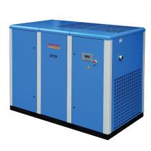110 kW / 150 PS August Stationärer luftgekühlter Schraubenkompressor