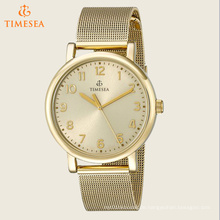 Timesea Originals Analog Display Quarz Gold Uhr 72497