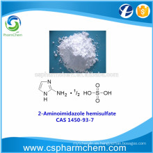 Hemisulfato de 2 - amino - imidazol, CAS 1450 - 93 - 7, Intermediarios Farmacéuticos