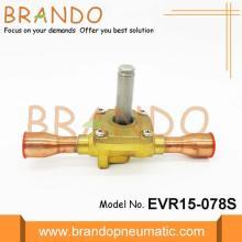 G 7/8'' EVR 15 Refrigeration Solenoid Valve