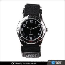 weave strap quartz japan movt watch for men