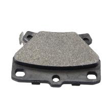GDB3243 factory wholesales advanced brake pads set with wear indicator brake pad set for TOYOTA Matrix XR