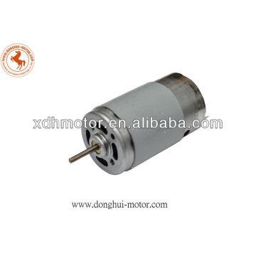 mini air pump motors RS-395 12v dc motors permanent magnet rotation motor