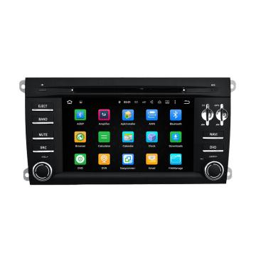 Hl-8816 Car DVD Player Android 5.1 GPS automatique pour la radio de navigation GPS Prosche Cayenne