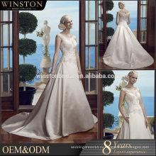 Высокое качество новые свадебные платья невесты