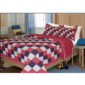 Лоскутное одеяло нового дизайна с простым геометрическим рисунком (WSPQ-2016005)