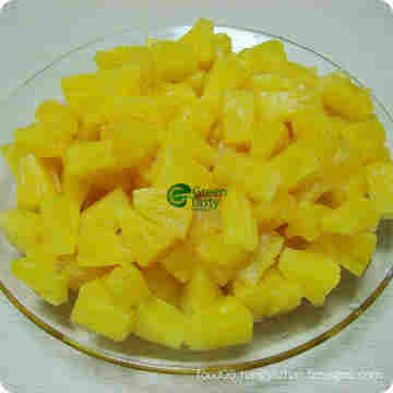 Canned Pineapple Tidbits in Light Syrup
