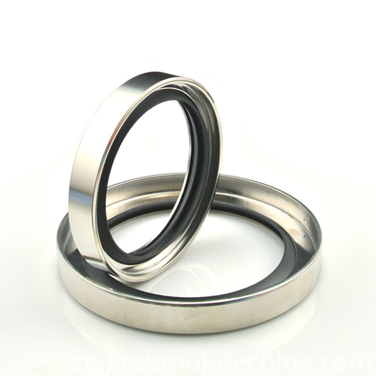 Hot Sale Metal Static Seal Rings P