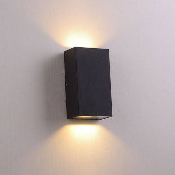 IP65 Hotel LED Wall Light Up Down Lighting