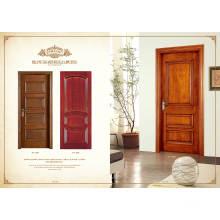 Porte intérieure en bois à encastrer à bas prix