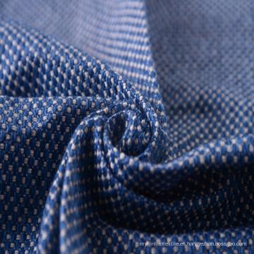 Marroquí de tapicería de tela de lino