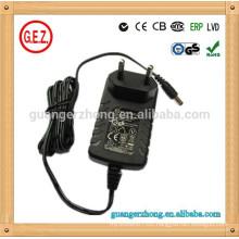 Hot sell 15v 1.5a kc power adaptor