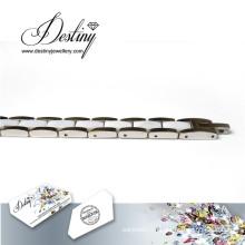 Судьба ювелирные кристаллы Swarovski керамика белый браслет