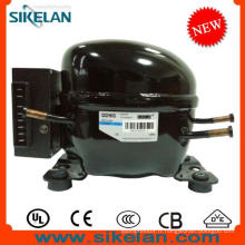 Compresseur Qdzh65g R134A Lbp du compresseur 12V 24V de CC de rendement élevé pour le réfrigérateur de réfrigérateur de voiture