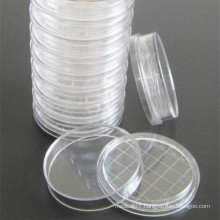 Hot Sale Disposable Sterile Culture Petri Dish for Laboratory Use