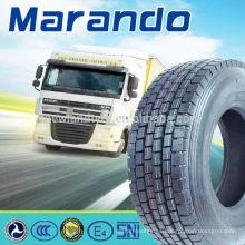 llantas y neumáticos chinos para camiones baratos 11r22.5 11r24.5