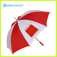 """Hot Sell High Quality Auto Open 23"""" Double Layer Windproof Golf Umbrella"""