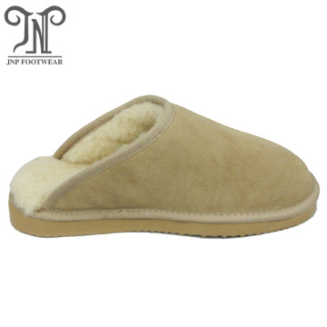 Women wool winter warm outdoor slippers on sale