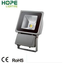Luz de inundação do diodo emissor de luz do OEM 10W / 30W / 50W / 100W com garantia diferente