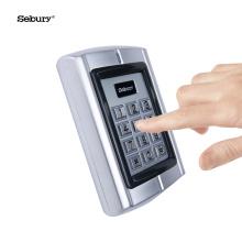 Sebury Hot selling 1200 users Stand Alone Rfid Waterproof Keypad Two Door Access Control