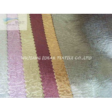 150D*300D Shiny Embossed Blackout Fabric for Upholstery