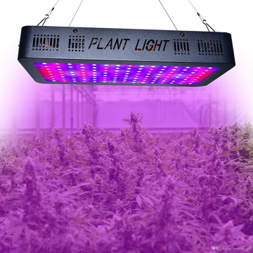 Panel de cultivo led 1200w Interruptor doble para Veg / Bloom