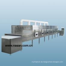 Shanghai Nasan Mikrowellen-Reistrocknungsgerät