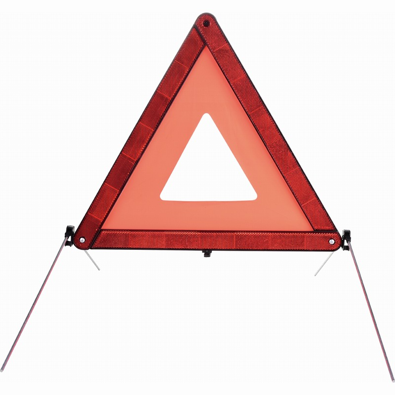 security warning triangle