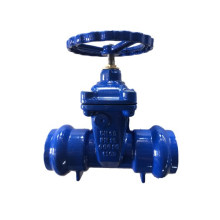 Socket Resilient Seat Gate Valve with Non Rising Stem